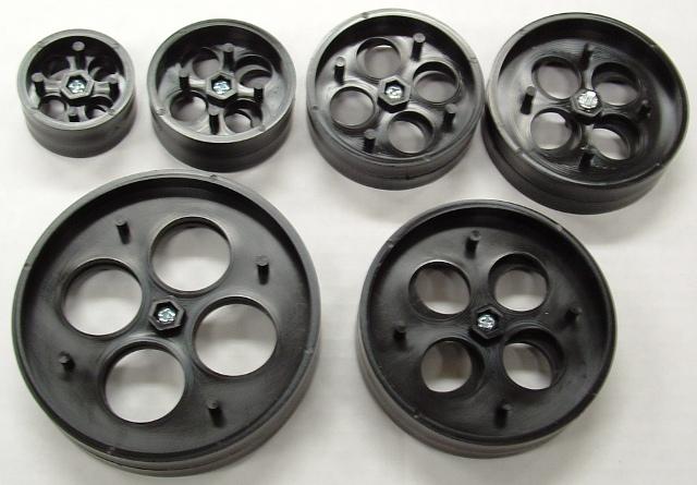 Mixer Plates